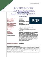 """SENTENCIA CANON DIGITAL """"MOTOROLA ESPAÑA"""""""
