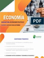 5.1b El Desarrollo Económico (Continuación)