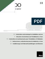 Manual_de_utilizare_Motor_automatizare_usa_de_garaj_plianta_Nice_HY7124