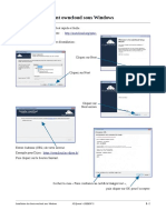 Installation Client Owncloud Windows