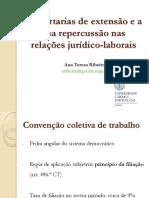 Apresentação CEJ Ana Teresa Ribeiro