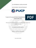 Rivera Segura La Agencia de Los Pozos Subterraneos y La Geografia
