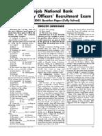 PNB Paper