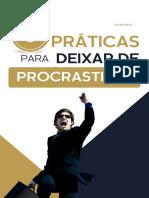 _5 Práticas Para Deixar de Procrastinar - Caloni