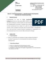 Syllabus Cours Dc 2014