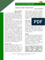 DDS - Cuidados Com a Saúde - Prevenção Às Drogas - 04145 [ E 1 ]