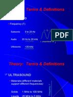 Ultrasonics Flow Measurement