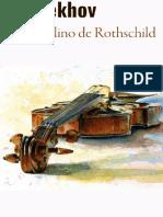 Anton_Tchekhov_-_O Violino_de_Rothschild