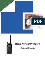 Motorola PRO2150