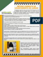 Reporte Diario SSO hudbay