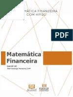 Matemática Financeira Apostila Completa (Com Dicas)