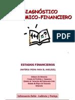 DIAGNSTICO ECONMICO-FINANCIERO