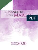 Evangelio Marcos RV2020