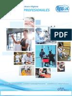 Catálogo Hilados Biete - Ressol - Artículos de Limpieza Industria Alimentaria
