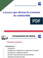 Factores que afectan el Consumo de Combustible Completa