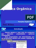 FUNÇÕES ORGANICOS