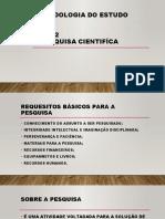METODOLOGIA DO ESTUDO.SLIDESpptx