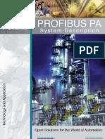 PROFIBUS PA System on