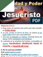 AUTORIDAD DEL NOMBRE DE JESUSCRISTO