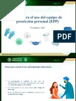 Presentacion Guia Para El Uso Del EPP