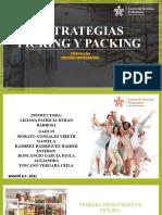 TECNICA - ESTRATEGIAS PICKING Y PACKING