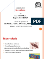 TUBERCULOSIS PPT 1
