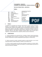 SILABO ACT. F DEPORTIVA -Administración. 2020- I UNSM-T -