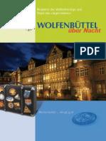 Wolfenbüttel über Nacht