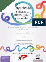 organizador grafico Investigación cientifica