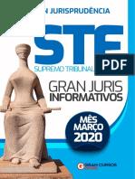 Gran Juris Informativos STF Marco 2020