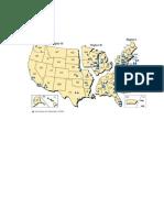 美國核電廠位置圖