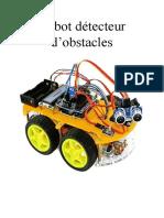 Robot détecteur d