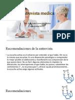 Entrevista medica 3