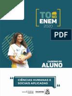 Sociologia - Tô de casa no ENEM 2020 (Governo de Tocantins)