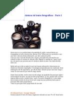 Siglas e nomencl de lentes fotográficas parte 1