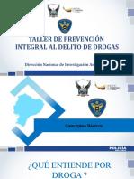 Prevención Integral de Drogas