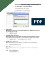 Bekerja dengan Rumus dalam Excel