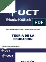 SESION 2 PENSAMIENTOS  EDUCATIVOS DE  PLATÓN Y  ARISTÓTELES