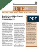 UCCJEA - Juvenile Justice Bulletin