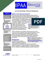 HIPAA Physical Safeguards
