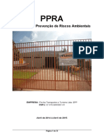 Ppra - Flecha - 2014