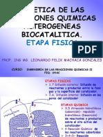 Cinetica Reacciones Heterogeneas Biocatalitica 2021n