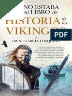 Eso no estaba en mi libro de Historia de los vikingos- Irene Garcia Losquiño