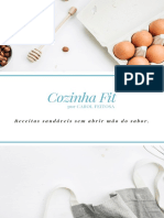 CADERNO DE RECEITAS FIT
