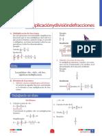 A_P_6ºgrado_S3_Multiplicación y división de fracciones