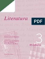 Apostila - Concurso Vestibular - Literatura - Módulo 03
