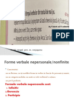 forme nepersonale