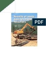 Santé Sécurité Au Travail en Milieu Forestier