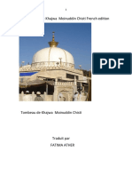 50 Événements de Khajwa Moinuddin Chisti French Edition