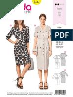 6440 Shirt Dresses